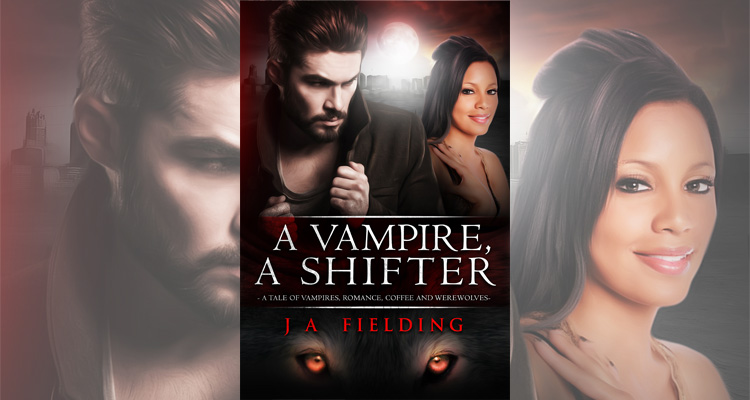 A Vampire, A Shifter - A BWWM Romance Book Like Twilight For Adults
